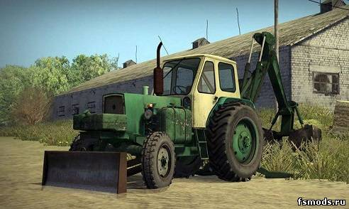 ЮМЗ 2621 для Farming Simulator 2013