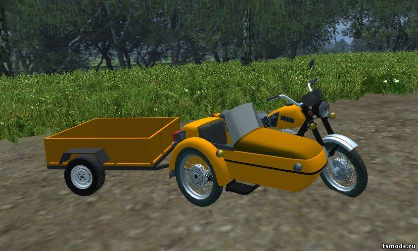 Иж Планета 5 для Farming Simulator 2013