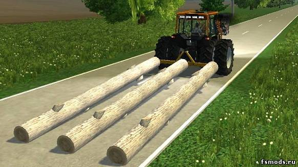 Скачать Timber Bar v0.85 для Farming Simulator 2013