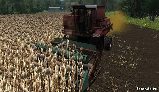 Жатка для ДОНа для Farming Simulator 2013