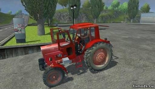 Аналог нашего трактора МТЗ-82 / Обзор итальянского.