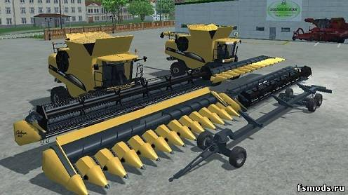 CAT Challenger 680 B v1.2 для Farming Simulator 2013