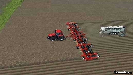 Скачать Airseeder XL & Borgault 6700 для Farming Simulator 2013